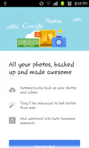 Get Started with Google Photos